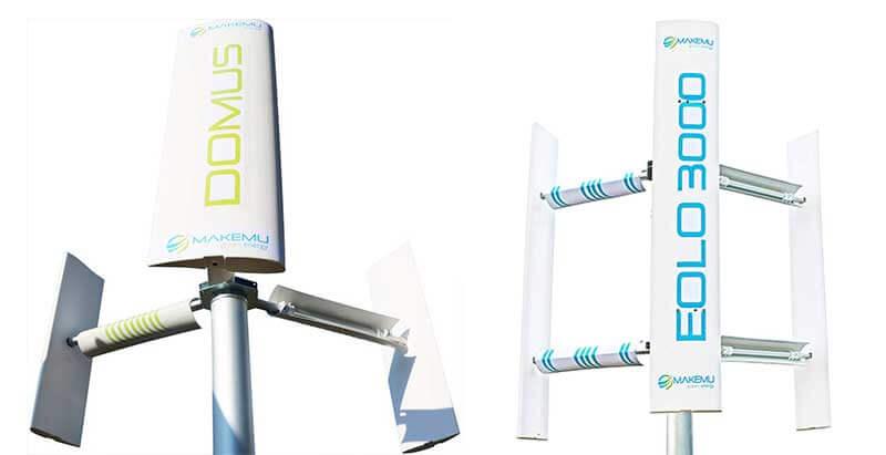 b4c4cbb185f Con un aerogenerador eólico Makemu Energy podrás generar tu propia  electricidad sin tener que invertir una fortuna. Comprando ahora